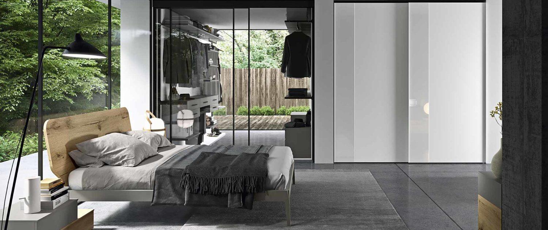 Arredamento Notte Moderno.Arredamento Moderno Per Zona Giorno E Zona Notte