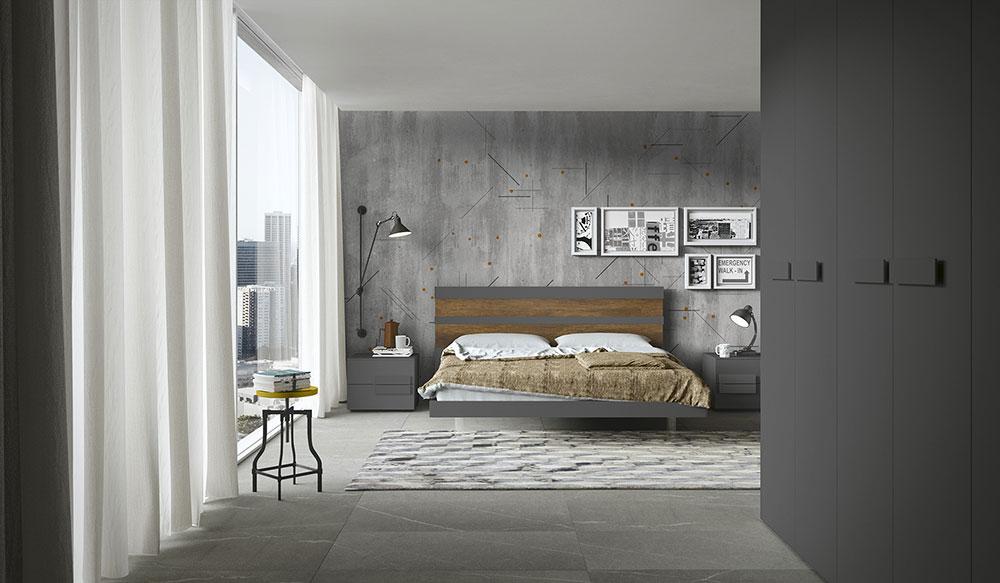 camera da letto con armadio anta battente free